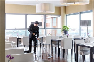 our housekeeping services in the recovery of your business