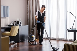 Markas is at your side with our housekeeping services in the recovery of your business