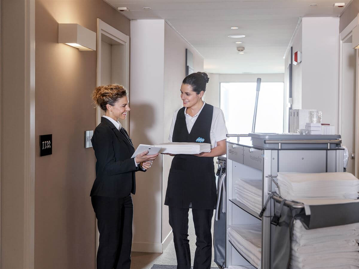 Unser Housekeeping-Service
